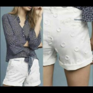 Chino by Anthropologie shorts!